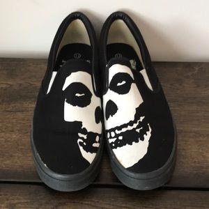 Misfits Shoes by Draven